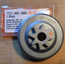 "Genuine OEM Stihl Spur Sprocket MS270 MS280 .325"" 8T 1121 640 2005 Tracked Post"