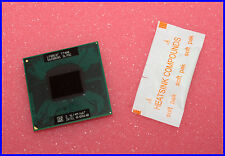 Intel Core 2 Duo SL9SE T7400 CPU 2.16GHz/4M/667 Processor CPU For Laptop Tested