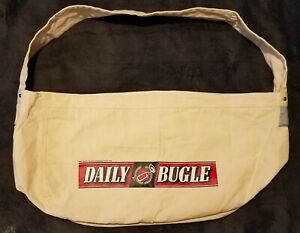 SPIDER-MAN 3 DAILY BUGLE NEWSPAPER BAG PROP 2007 PROMOTION NEW