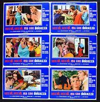 Lotto Fotobusta Töten Sterben Mit Süße Romy Schneider Houston Donald R20