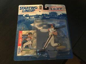 JAVIER LOPEZ - Atlanta Braves Kenner Starting Lineup MLB SLU 1997 Figure & Card