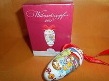 Hutschenreuther Weihnachtszapfen  2011  Speisekammer  Neu OVP Porzellan