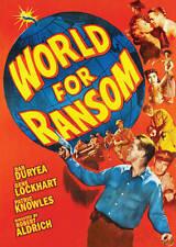 World for Ransom (DVD, 2015)