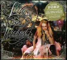 Lita Ford Wicked Wonderland German CD digipack 15 tracks new EAR Music 0198962