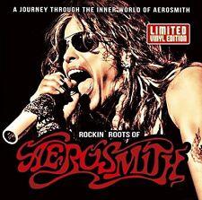 AEROSMITH - ROCKIN ROOTS OF  4 VINYL LP NEU