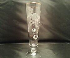Warsteiner 2010 Soccer 8 Oz. Tulip Glass - Defense