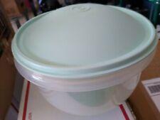 Vintage Tupperware Crisp It Lettuce Keeper W/ Spike & Domed Lid EUC