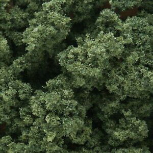 Woodland Scenics FC683 Medium Green Clump Foliage