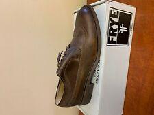 Men's Frye James Wingtip Tan Size 7