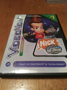 Video Now Color Adventures Jimmy Neutron Party At Neutron's and Ultra Sheen