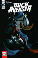 Duck Avenger #1 Comic - Gabriele Dell'Otto Trade Dress - Disney Variant