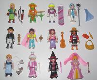 Playmobil Figurine Serie 11 Femme Personnage + Accessoires Modèle au Choix NEW