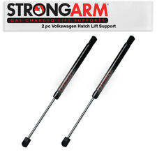 2 pc Strong Arm Hatch Lift Supports for Volkswagen Beetle 1998-2010 - Rear la
