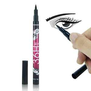 Yanqina Eyeliner Black 36H Water proof Pen Precision Liquid Eye liner