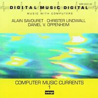 COMPUTER MUSIC CURRENTS 1 [CD]