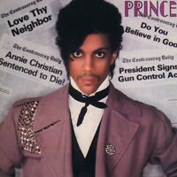 Prince - Controversy - Vinyl LP & Free Poster *NEW*