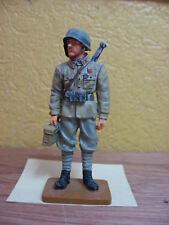 FIGURINE DEL PRADO SOLDAT BERSAGLIERI ITALIEN DIVISION LITTORIO ITALIE 1944 WWII