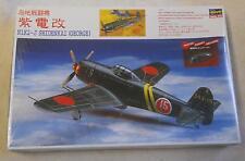 1/72 Scale: Hasegawa: N1K2-J Shidenkai (George) Kit No. SS2:700, 03002