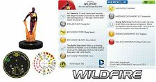 WILDFIRE #021 Superman and the Legion of Super-Heroes DC HeroClix