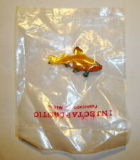 Figurine ancienne publicitaire biscottes PRIOR série Aquarium : Rasbora
