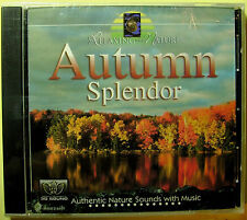 Autumn Splendor:  Relaxing With Nature (CD, 1996, Madacy) NEW