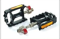 Free shipping Wellgo M138 MTB Pedal - black
