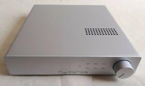 NuForce DAC 80, Silber Digital Analog Wandler