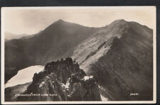 Wales Postcard - Snowdon From Crib Goch  RS4435