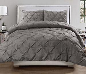 king duvet cover set grey
