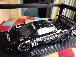1/18 Mclaren F1 GTR 1998 hpi Racing RARE.