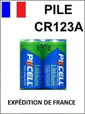 1 PILE CR123A / CR123 / 3V LITHIUM / ENVOI RAPIDE