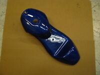 47cc 49cc mini pocket bike Lucky 7 701 part blue seat fairing Panel 2bolt holes