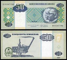 Angola 50 KWANZAS (P146b) 2010 UNC