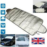 Car Windscreen Cover Snow Frost Ice Winter Sun Shade Dust Protector Shield