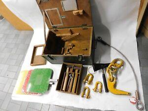 Grundausstattung Boot Versorgung in See amagnetisch Lerbs Gerätebau Dönges