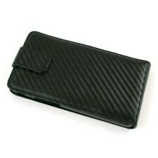 Carbon Gewebe Look  Business Case Etui Samsung Galaxy S2 / Plus