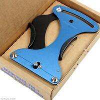 Park Tool TM-1 Bicycle Spoke Tension Meter Gauge Wheel Spoke Pro Checker & Chart