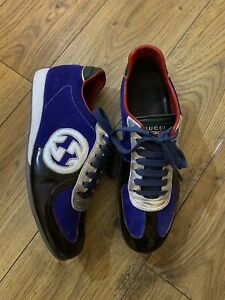 Gucci Mens 2008 Limited Edition Trainers Size 41