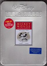Walt Disney Treasures: Mickey Mouse In Black & White Vol. 2: 1928-1935 [DVD] NEW