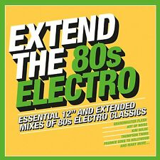 EXTEND THE 80's ELECTRO 3CD SET (New Release 2018)