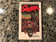 Squirm Movie Tie In Paperback Book! 1976 First Printing