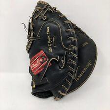 "Rawlings RCM30B Lite Toe Baseball Catcher's Mitt Glove Black 11"" RTH League"
