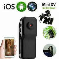 Mini Camera MD80 HD Sport Motion Detection DV DVR Thumb Recorder Camera