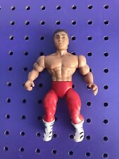 AWA Remco Shawn Michaels Wrestling Figure Midnight Rockers Used RE