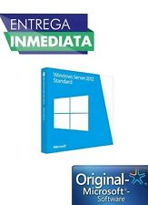 Licencia Key Microsoft Windows Server 2012 R2 Standard Genuina Permanente
