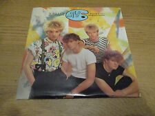 "CaVa CaVa – Where's Romeo?    Vinyl 7"" Picture Disc UK 1982 Synth Pop   RGP 103"