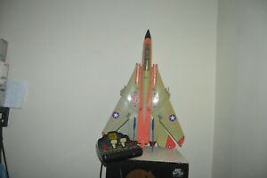 Grand Aircraft Tomcat F-14 Teleguide Sound Works New Bright 1990