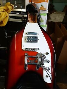 EKO ROCKET BODY PROJECT-W/ FREE FREIGHT AND GIG BAG