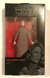 Star Wars Vice Admiral Holdo Black Series