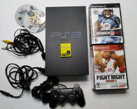 Sony PlayStaton 2 System Controller 10 Games